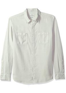 Lucky Brand Men's Casual Long Sleeve Workwear Button Down Shirt  S