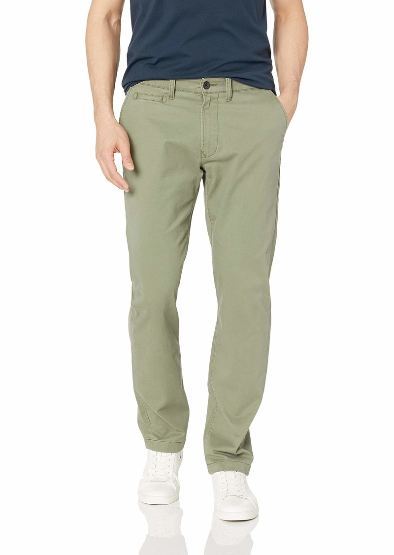 Lucky Brand Men's Chino Pant in DEEP Lichen Green 38X32