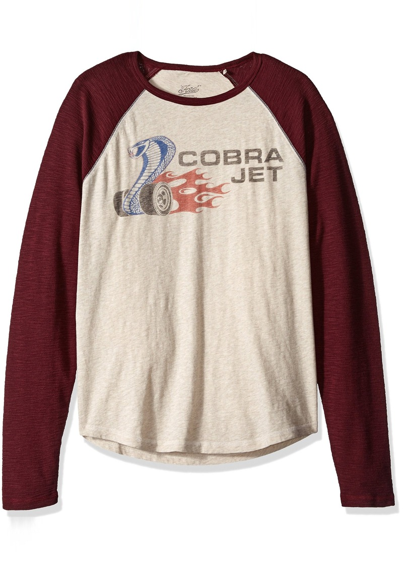 Lucky Brand Men's Conra Jet Graphic Tee  Small