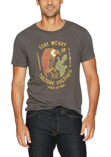 Lucky Brand Men's Culture Vultures Graphic Tee