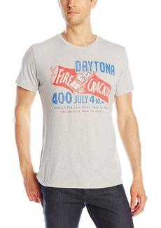 Lucky Brand Men's Daytona Firecracker Graphic Tee