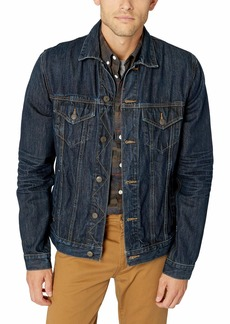 Lucky Brand Men's Denim Trucker Jacket ARCHWOOD M