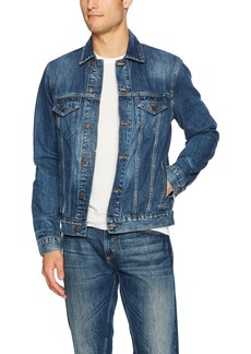 Lucky Brand Men's  Denim Jacket L