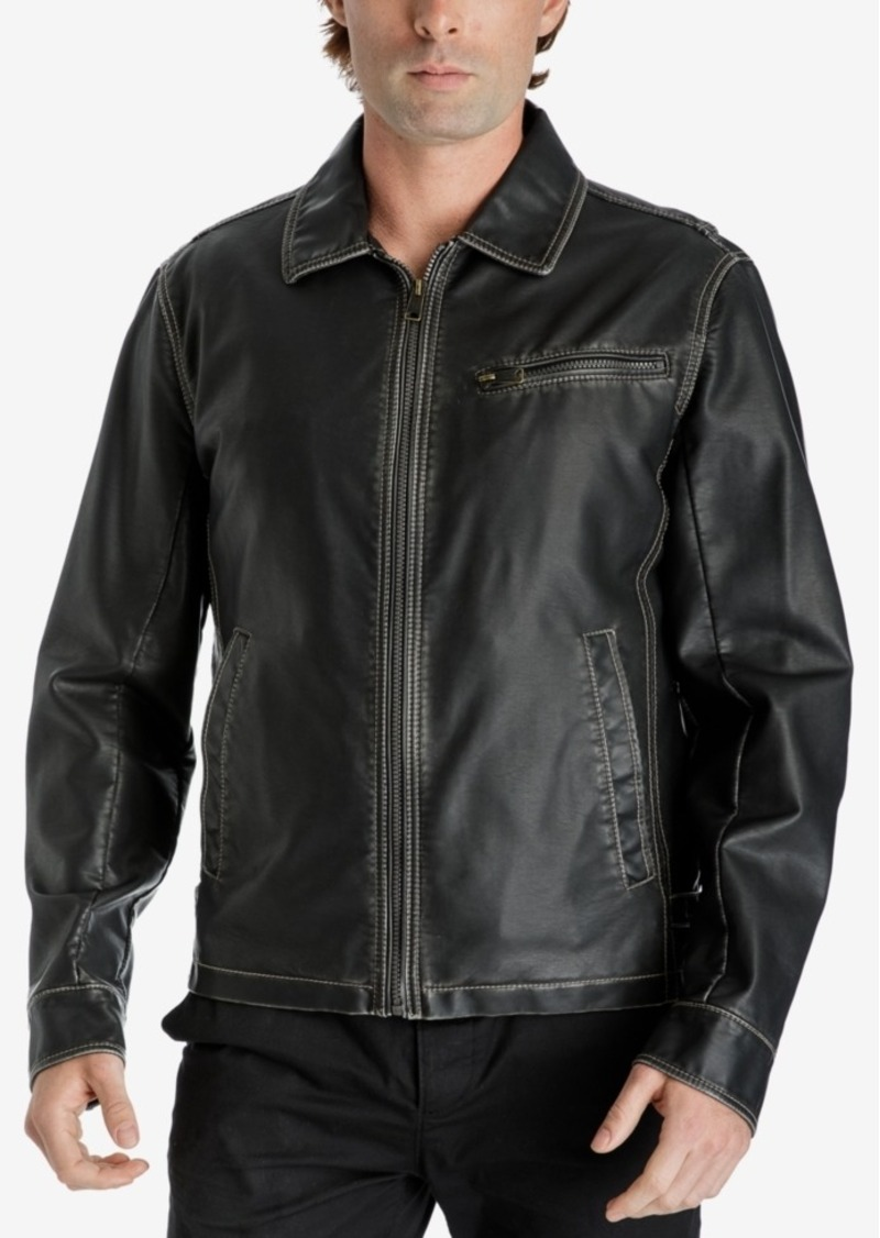 Free shipping and returns on Men's Leather (Genuine) Coats & Jackets at hereffil53.cf
