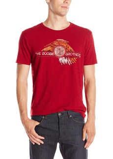 Lucky Brand Men's Doobie Bros Eagle Graphic Tee