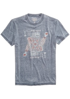 Lucky Brand Men's Drinking King-Print T-Shirt