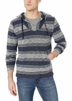 Lucky Brand Men's EL SOL Baja Hooded Sweatshirt