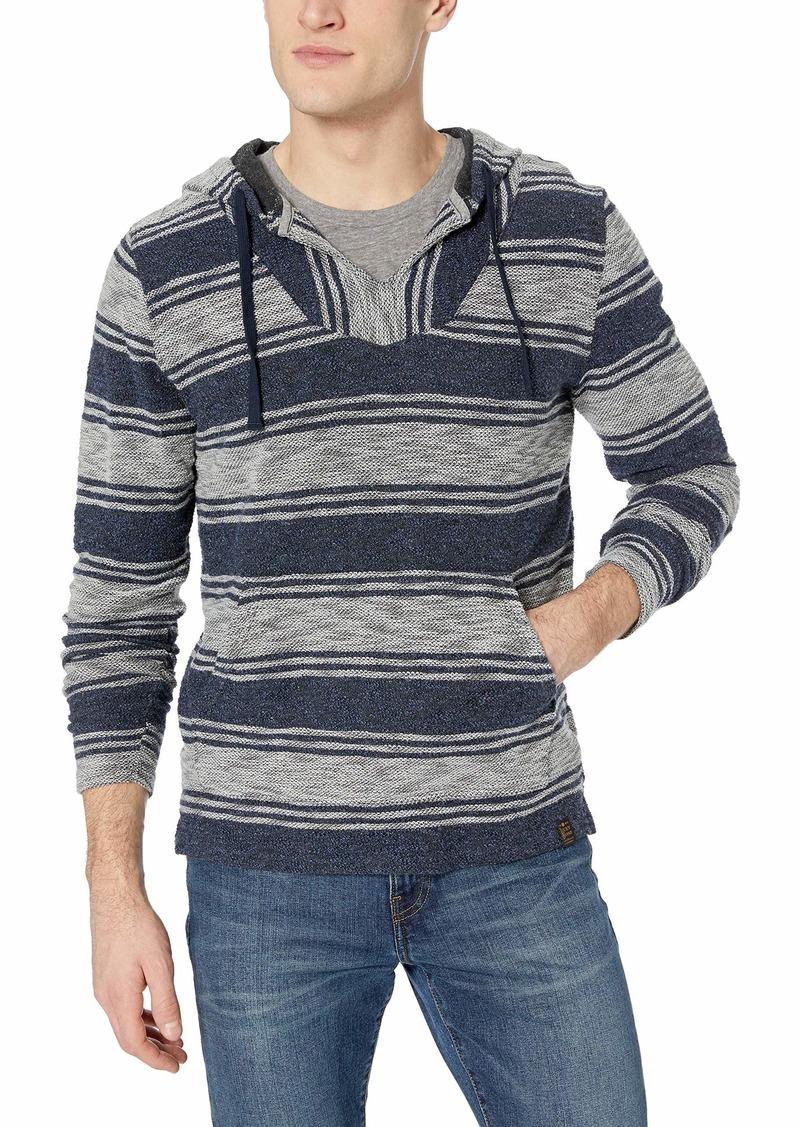 Lucky Brand Men's EL SOL Baja Hooded Sweatshirt
