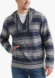 Lucky Brand Men's El Sol Regular-Fit Stripe Baja Hoodie