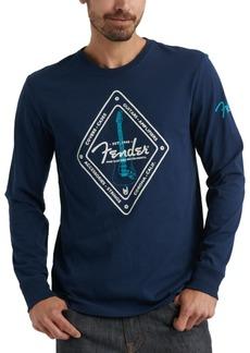 Lucky Brand Men's Fender Graphic Sweatshirt