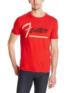 Lucky Brand Men's Fender Stripe Tee