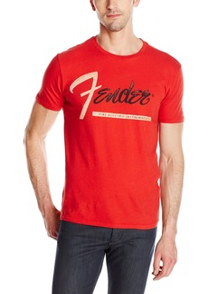 Lucky Brand Men's Fender Stripe Tee