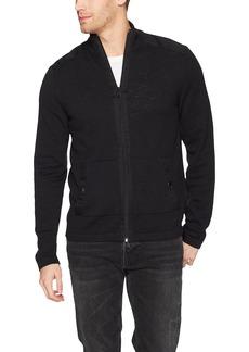 Lucky Brand Men's Full Zip Sweater  L