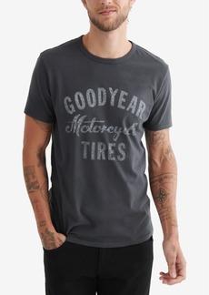 Lucky Brand Men's Goodyear Tee