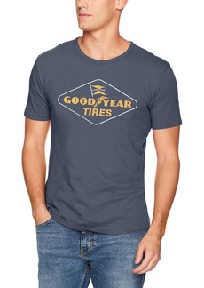 Lucky Brand Men's Goodyear Tires Graphic Tee