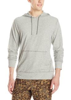 Lucky Brand Men's Grey Label Hooded Shirt