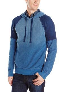 Lucky Brand Men's Grey Label Hoodie Sweatshirt in Indigo