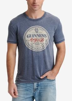 Lucky Brand Men's Guinness Circle Graphic T-Shirt