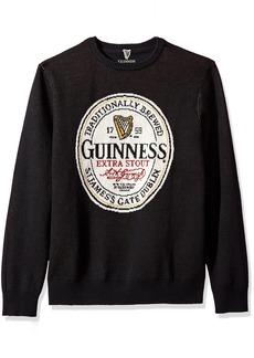 Lucky Brand Men's Guinness Graphic Sweatshirt  L