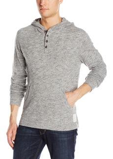Lucky Brand Men's Halfmoon Hoodley Shirt