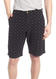 Lucky Brand Men's Hashtag Flat Front Short