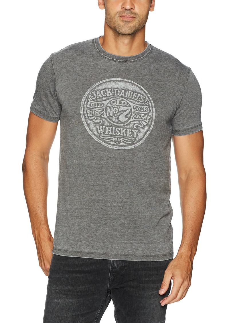 4ce9d667 Lucky Brand Lucky Brand Men's Jack Daniels Buckle Graphic Tee | T Shirts