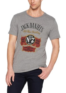 Lucky Brand Men's Jack Daniels Spring Tee  S