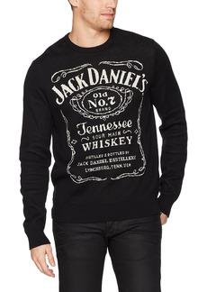 Lucky Brand Men's Jack Daniels Sweatshirt  S