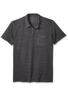 Lucky Brand Men's Johnny Collar Knit Polo