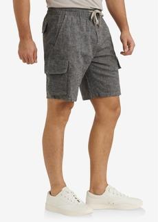 Lucky Brand Mens Linen Cargo Short