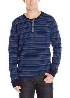 Lucky Brand Men's Lived-in  Henley Shirt