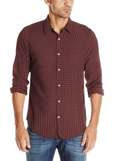 Lucky Brand Men's Long Sleeve Ballona Shirt