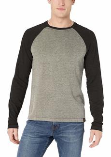 Lucky Brand Men's Long Sleeve Colorblock Shirt  XL
