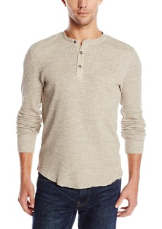 Lucky Brand Men's Long Sleeve Henley
