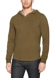 Lucky Brand Men's Long Sleeve Hoodie Sweatshirt  XXL