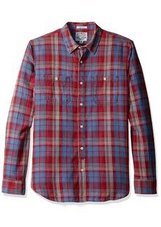 Lucky Brand Men's Mason Work Wear Shirt