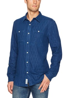 Lucky Brand Men's Mason Work Wear Shirt