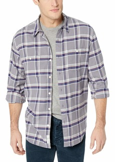 Lucky Brand Men's Mason Workwear Button UP Shirt  XL