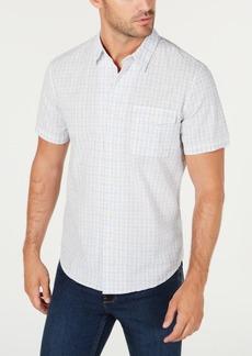 Lucky Brand Men's Monroe Short Sleeve Shirt