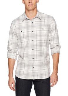 Lucky Brand Men's Moto Western Shirt