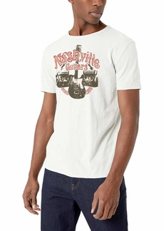 Lucky Brand Men's Nashville Guitars TEE  S