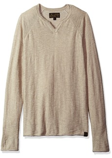 Lucky Brand Men's Notch Neck Sweater