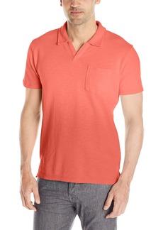 Lucky Brand Men's Notch Polo Shirt
