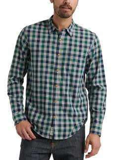 Lucky Brand Men's Palisades Slim-Fit Check Shirt