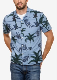 Lucky Brand Men's Palm Tree Shirt