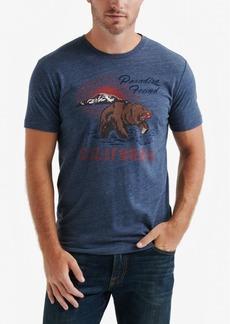 Lucky Brand Men's Paradise Bear Graphic T-Shirt
