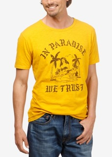 Lucky Brand Men's Paradise Graphic T-Shirt