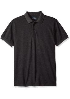 Lucky Brand Men's Pique Polo Shirt  S