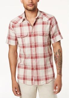 Lucky Brand Men's Plaid Shirt