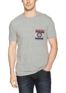 Lucky Brand Men's Pocket Crew